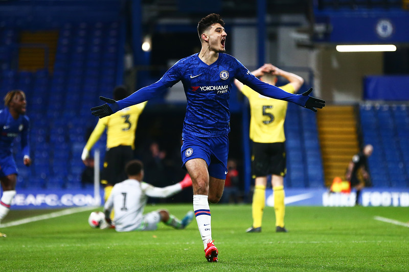 Chelsea FC v Millwall FC - FA Youth Cup: Sixth Round