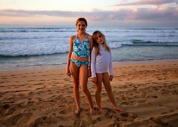 Sunset - Polihale Beach