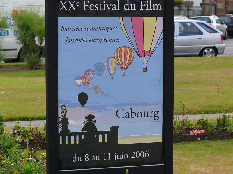 Romantic Film Festival in Cabourg