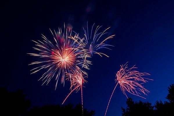 2010 Hartford Riverfest Firework