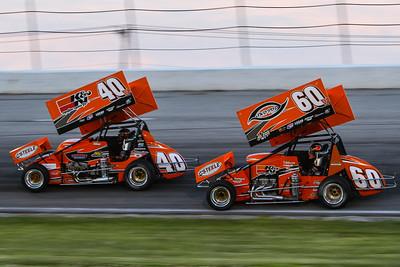 Rollie Beale Classic, Toledo Speedway, Toledo, OH, July 2, 2014
