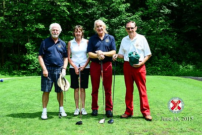 St. Patrick's Society - Golf - June 16, 2015