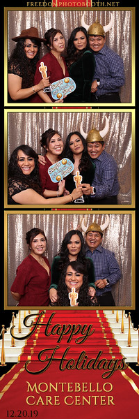 Montebello Care Center Holiday Party 12.20.19