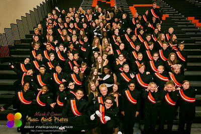 The  2014-15 NCHS Marching Ironmen