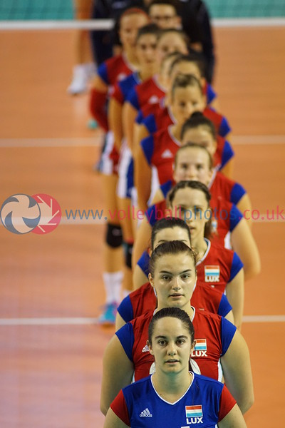 2016-06-24-26 CEV SCD Women's Championship