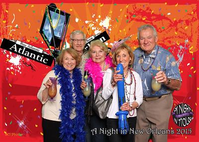 Atlantic Club Night in New Orleans
