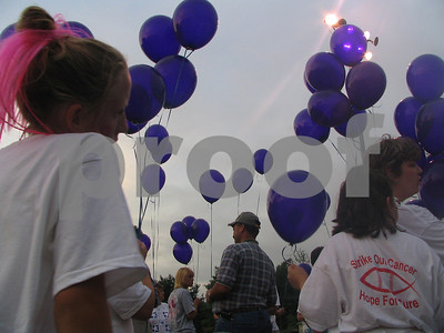 Relay for Life - July 2006