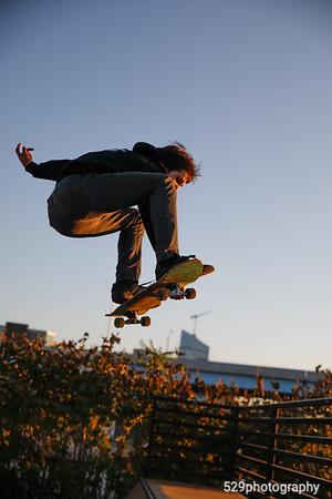 Grand Rapids Skatepark: 10/31/20