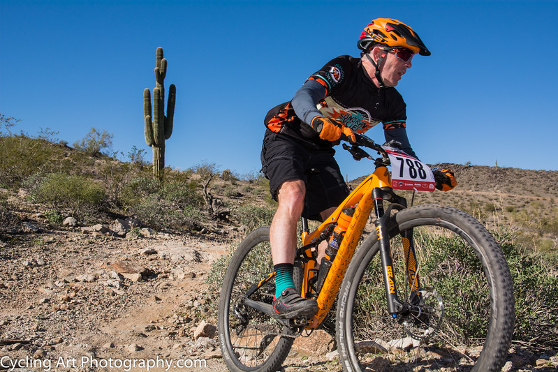 Sonoran Cycles -  2017