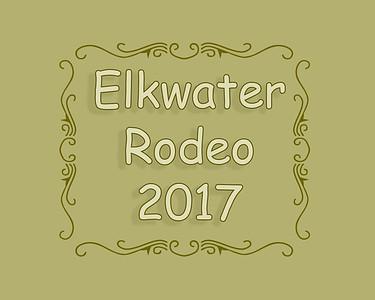 Elkwater Rodeo 2017