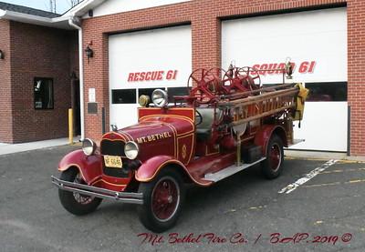 Mount Bethel Volunteer Fire Co. No. 1 (Antique)