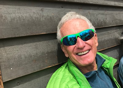 Campbell Icefield Chalet Summer 2019