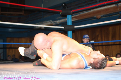 TRP 090102 - FRANKIE ARION vs BK JORDAN