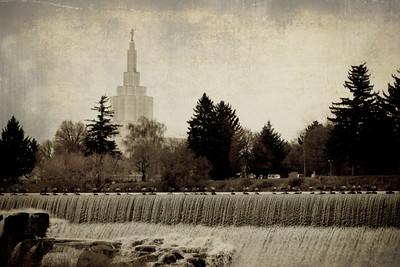 Idaho Falls LDS Temple Prints