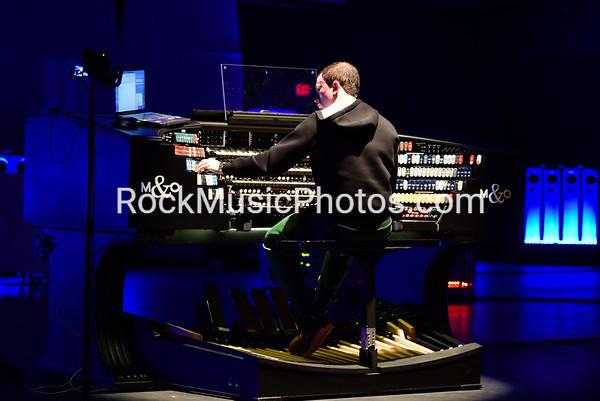 Cameron Carpenter, Organist