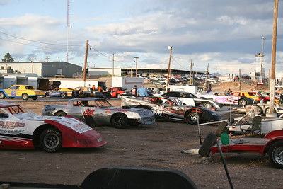 Southern NM Speedway - May, 2010
