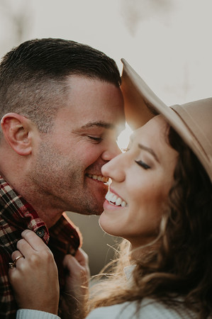 Megan and Chris Engagement