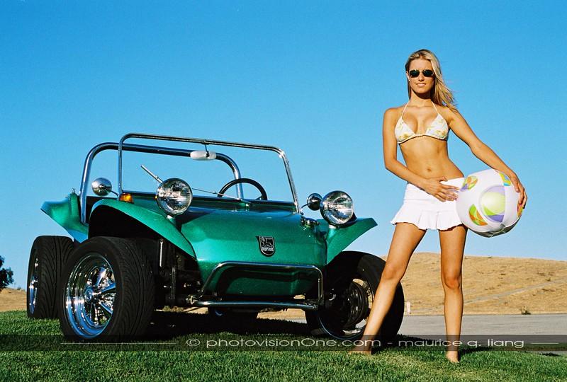 California Dreamin'.  1969 Meyers Manx.  Model: Catalina