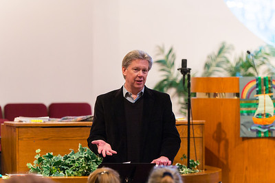 2014-01-25 PUMC Lloyd Larson JWP Reading