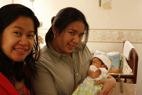diego spends time with ninang katrina!