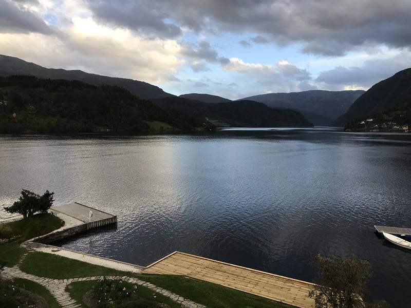 Brakanes Hotel  on the fjord - Ulvik