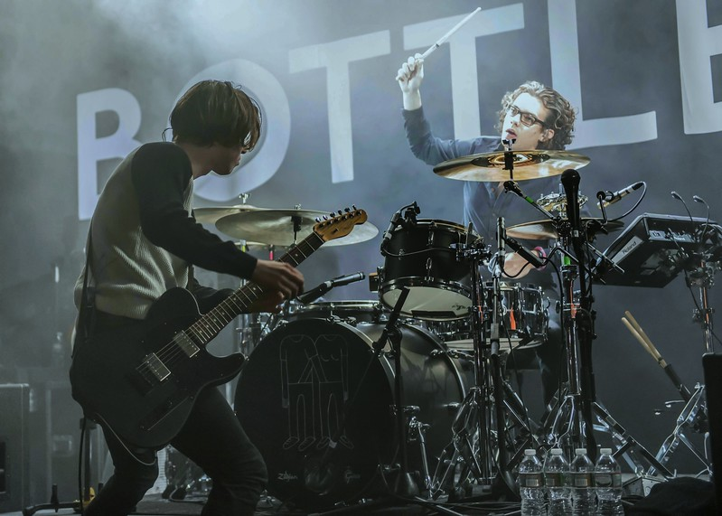 CATFISH AND THE BOTTLEMEN IN PHILADELPHIA FOR CONSEQUENCE OF SOUND