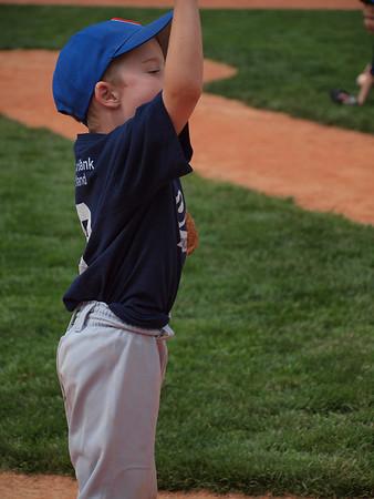 week 4 cubs baseball