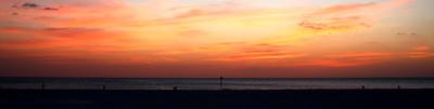 sunset clw bch