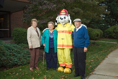 NFPA FPW Senior Lunch