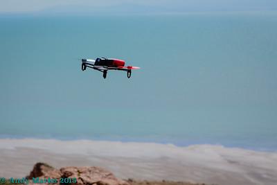 Bebop Quadcopter