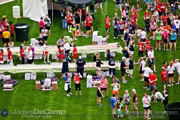 2012 CapCity Half Marathon