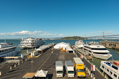 Hornblower Pier 3 Event - 4/9/19