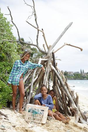 Kaikoa Beach Cleanup