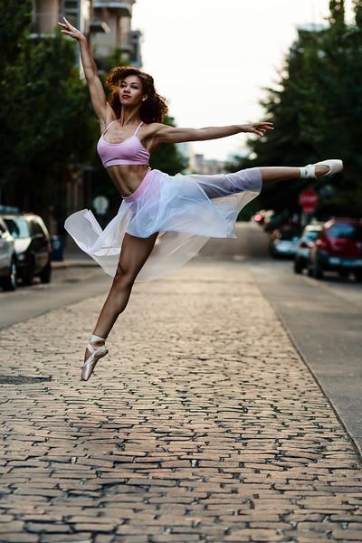 Ballet Body by Jasmin