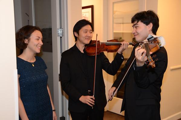 Perlman Music Program Musicians, Jan 23, 2013