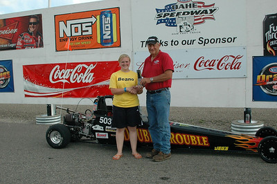 Winners Circle August 15, 2009