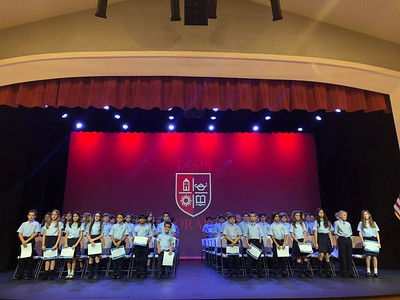 2018 Moving Up Ceremony 5th Grade
