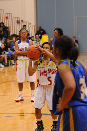 Rich South Girls Varsity vs Monee 2009