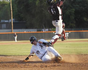 SPX V Baseball 2011 vs St M