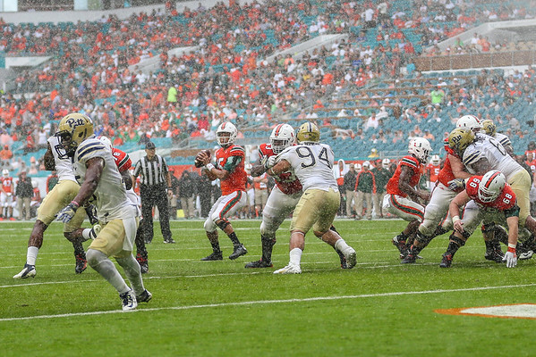 University of Miami vs. Pitt