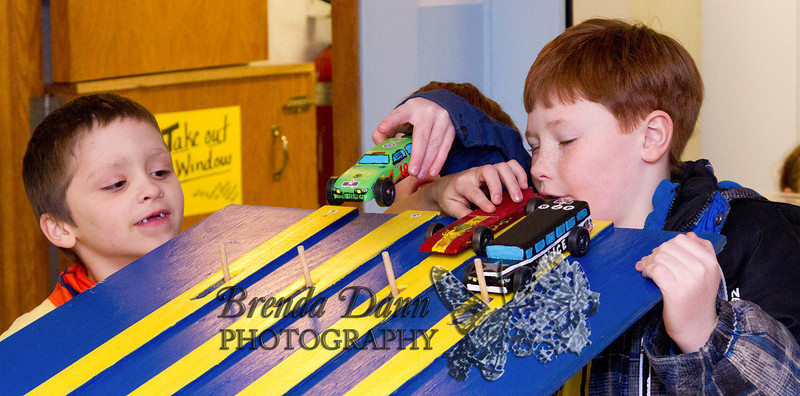 Palermo Boy Scout Pack 760 Pinewood Derby 2014