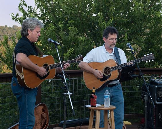 Hal Ketchum Backyard Party 9.13.2013