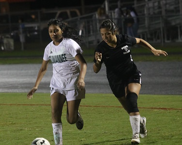 Suwannee vs. Hamilton County girls soccer 11/13/18