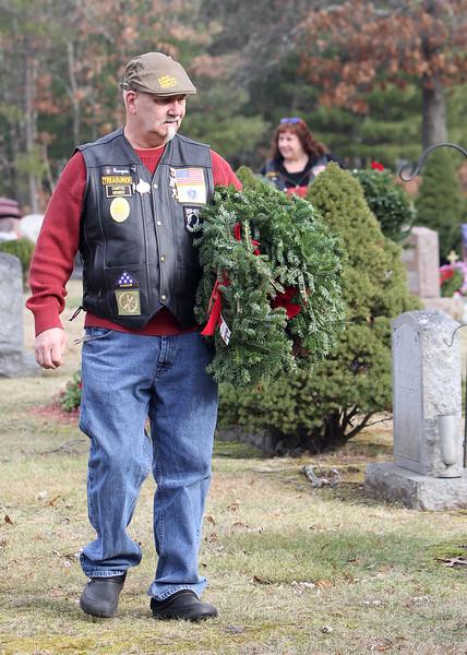 Chelmsford Wreaths Across America 121518