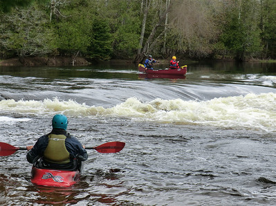 Madawaska and Opeongo River May 2014