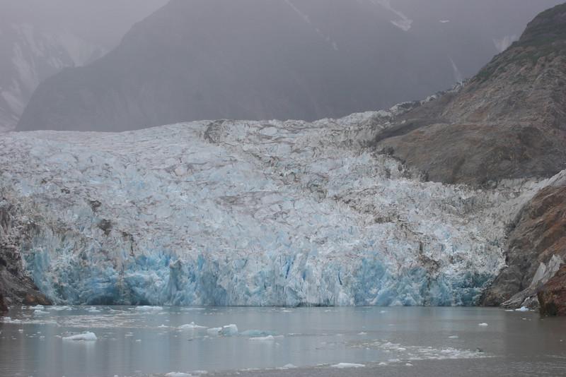 Sawyer Glacier in Tracy Arm