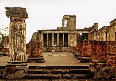 ITÁLIE - Pompeje