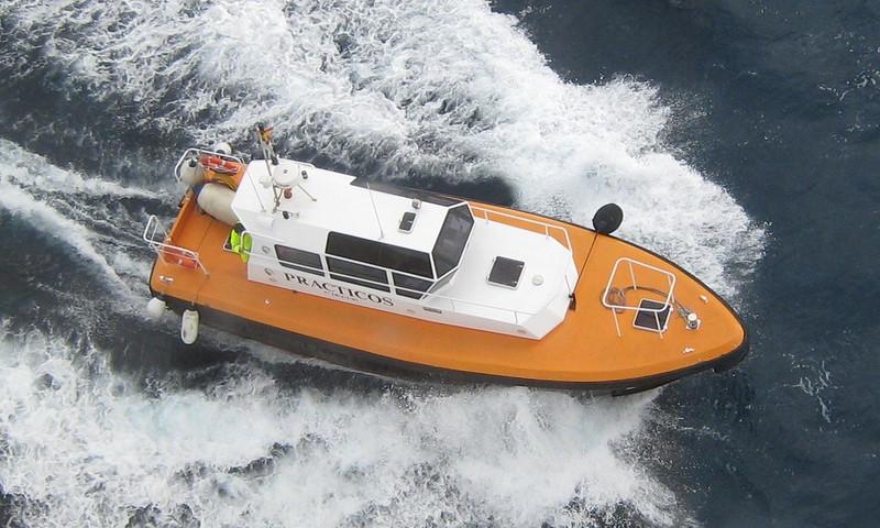 Ibiza, Spain - Pilot Boat