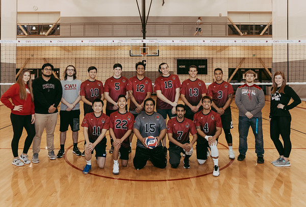 SC - Mens Volleyball