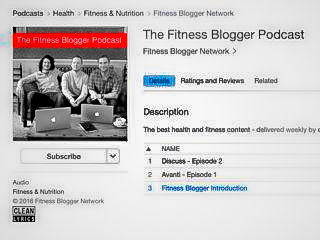 The Fitness Blogger Podcast